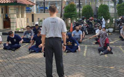 Pembinaan TKAD Cabang Jakarta Rawamangun