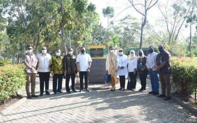 Komisi IX DPR RI saat mengunjungi Rusunawa Kabil Batam